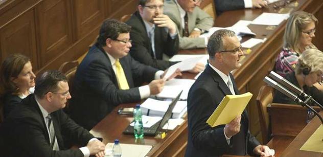 Vedení ODS nepřesvědčilo rebelující členy strany. Zvýšení DPH nejspíš neprojde