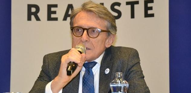 Realisté Petra Robejška chtějí do kampaně vložit 90 milionů