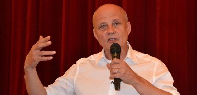 Michal Horáček, slyšíte dobře: Já tu nechci mešity. Muslimové jsou od nás rozdílní. Kvóty ne. Češi nejsou xenofobové. Je tu chudoba