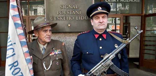 Podle většiny Čechů by se druhá světová válka měla stále připomínat