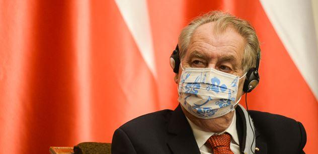 Prezident Zeman: Holocaust je největším zločinem lidských dějin