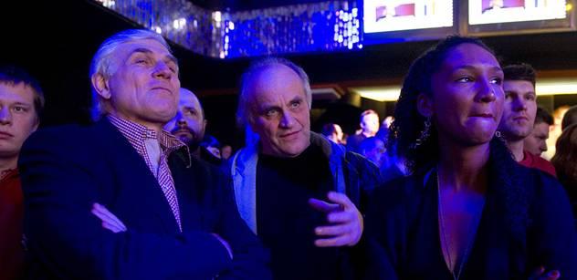 Žilková k iniciativě umělců proti Zemanovi: To bude ostuda, budeme za blbce