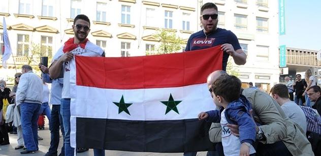 Babiš je hajzl, ale... Novinářka znalá Sýrie významně k otázce sirotků