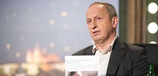 Moderátor Kraus: Amnestie je velezrada