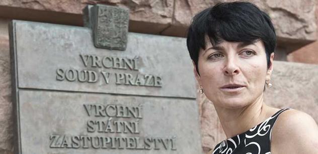 Vrchní žalobkyně Bradáčová vyhodila tiskovou mluvčí. Víme proč