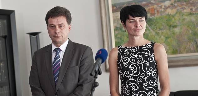 Blažek podpořil Bradáčovou ve sporu s policisty. Věc je prý mimořádně závažná