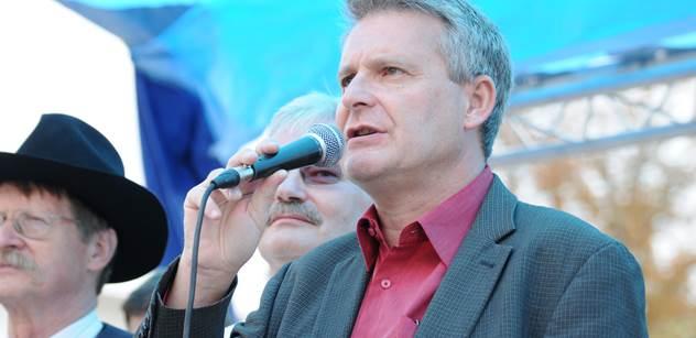 Jaroslav Vyleťal: Grospič uráží oběti sovětské okupace. Chybí mu aktivní ozbrojený boj?
