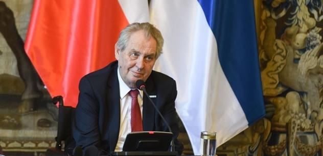Zeman pro PL: Zkrouhnout peníze pro NATO. Po Kábulu nemá smysl. Vím, co dělala BIS, a řeknu to