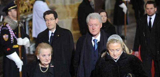 Bill Clinton sdělil, co si myslí o Ukrajině, Porošenkovi a Putinovi