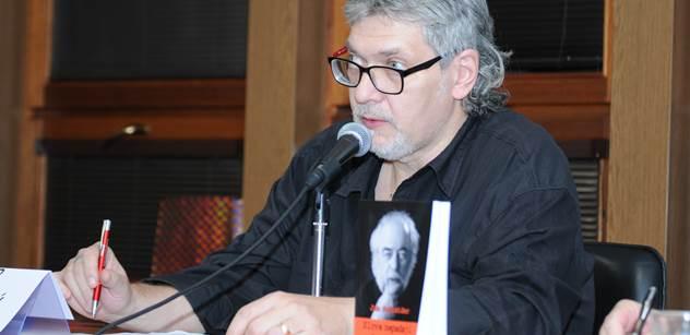 Petr Žantovský: Jak jsem potkal knihy – 94. díl. My s nimi vyběhneme