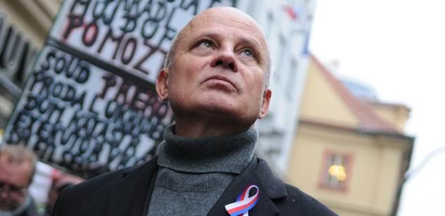 Michal Horáček před lidmi: Pokud se dostanu do druhého kola, namažu si Zemana na chleba