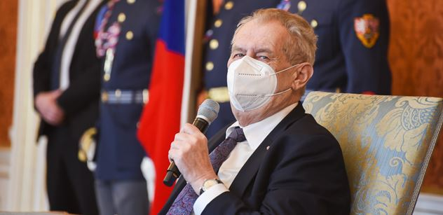 Prezident Zeman: Ideologická hysterie je naprosto bezpředmětná