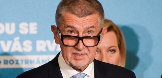 """Je to tu: Babiš rozjel opozici. Zděsil ho """"ministr"""" TOP 09"""