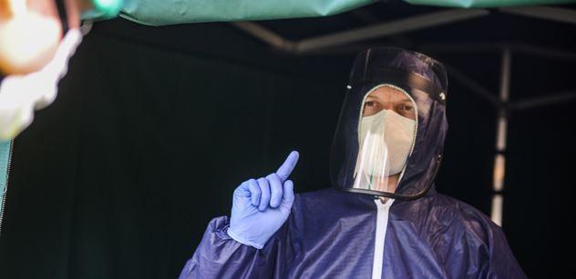 Přírůstky nakažených koronavirem ubývají. Po Karvinsku je na tom nejhůře Liberecko