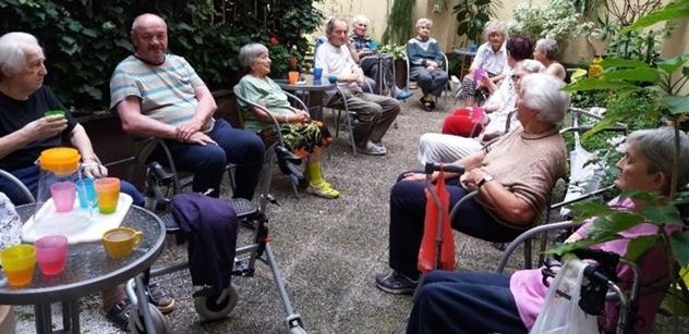 Praha 5: Nové pojetí odlehčovacích pobytových služeb Na Neklance 15