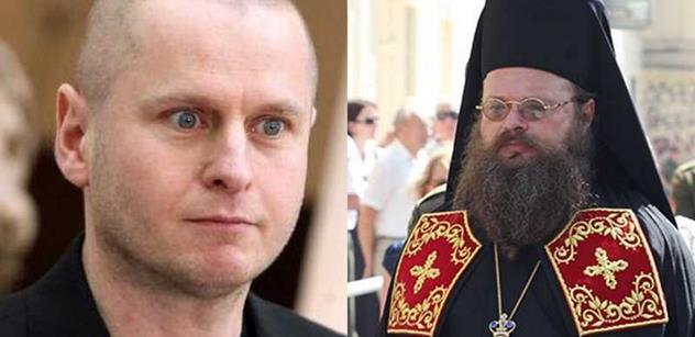 V pravoslavné církvi to vážně smrdí podvody. Už se o ně zajímá i policie