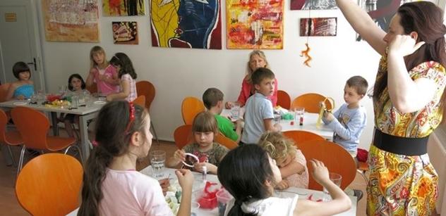 Praha 5: Výtvarné dílny pro děti i dospělé v Komunitním centru Prádelna