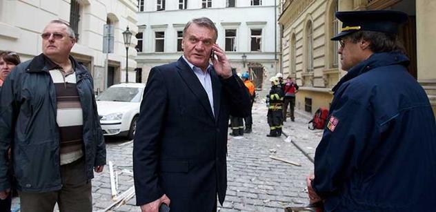 Politolog Zbořil o pádu Svobody: Ty miliardy z pražského rozpočtu jsou prostě lákavé