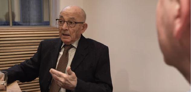 Zemřel Havlův kancléř a exministr Luboš Dobrovský. Rusko je agresor, ne partner, varoval