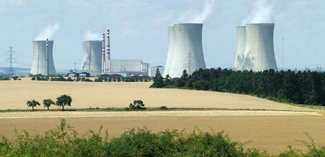 Aleš John: Přátelé, na výstavbu nových jaderných bloků můžeme zapomenout, pokud...