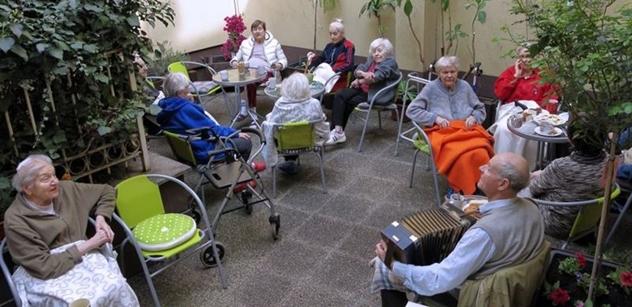 Praha 5: Jak pomáhá Dům sociálních služeb Na Neklance seniorům