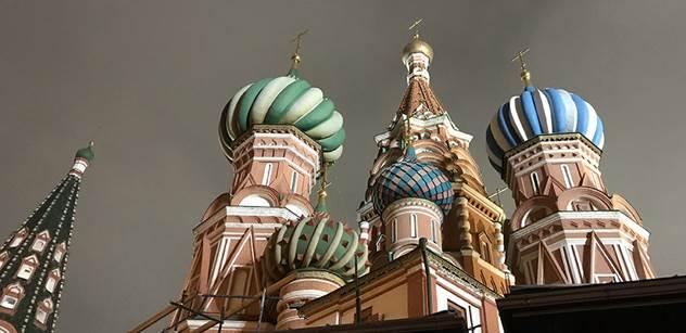 O Rusku úplně jinak. Toto sepsal veterán české žurnalistiky Milan Syruček