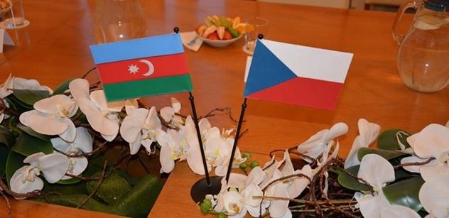 Evropsko-Ázerbájdžánská obchodní komora: Zástupci jednali s českým ministrem zemědělství o možnosti propojení českého a ázerbájdžánského zemědělství