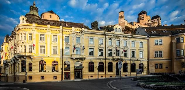 Prestižní světové ocenění pro slovenský hotel Elizabeth