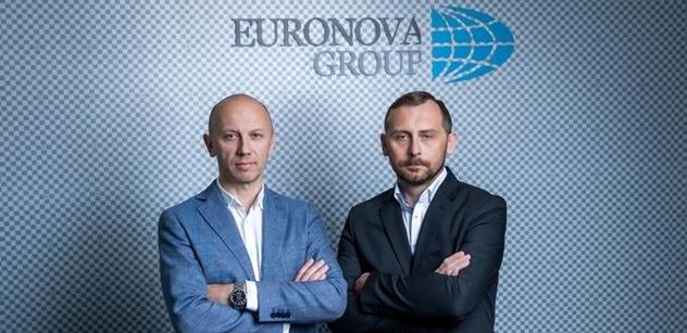 Euronova Group Radka Nováka a Martina Koči míří do Prahy. Koupila majoritní podíl v Matrix Media