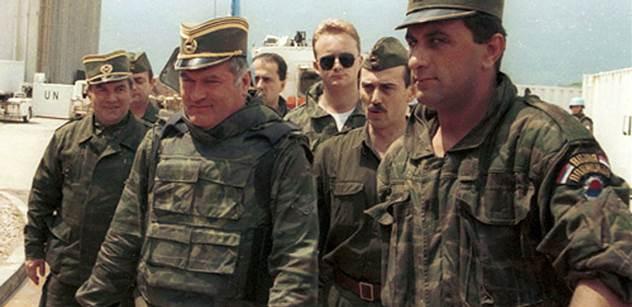 Máme prohlášení generála Mladiće, vězněného v Haagu: Globalističtí predátoři z USA rozsévají smrt po celém světě, postavme se jim