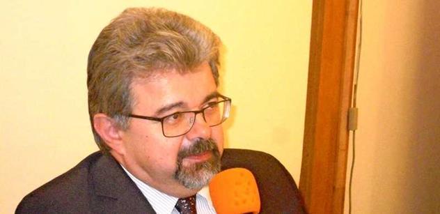 Jiří Weigl: Ukrajina jako Rusko 2. Snaha Západu udělat svět šťastnějším? Katastrofa