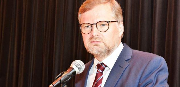 Petr Fiala vyslal z ČT silné varování sociální demokracii