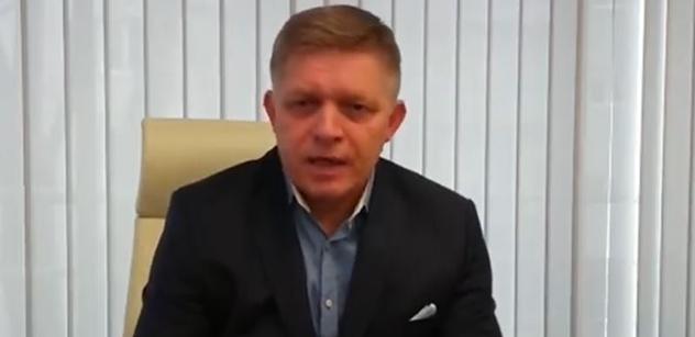 Fico promluvil: Teď začíná boj o Slovensko. Istanbulskou úmluvu jsme pohřbili!