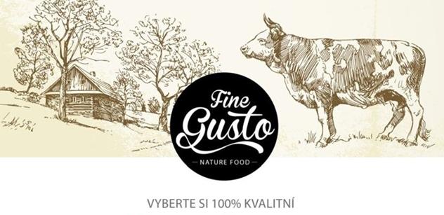 Společnost Fine Gusto, vyrábějící sušené maso, dosáhla obratu téměř 30 milionů korun a rozšiřuje sortiment