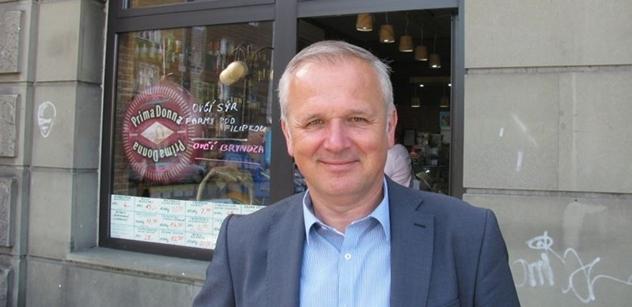 Folwarczny (ODS): Mladí lidé mají díky programu DofE příležitost na sobě pracovat