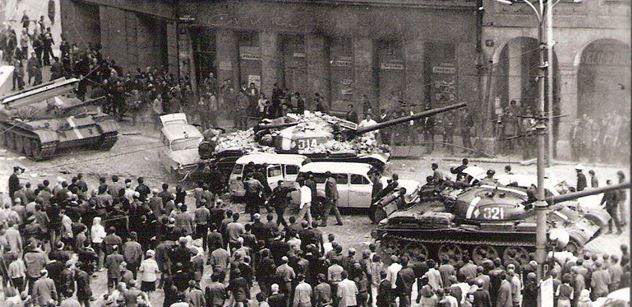 Sněmovna schválila 21. srpen jako památný den obětí invaze z roku 1968