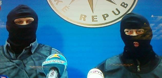 O náměstka ministra vnitra Kubiceho se údajně zajímá policie
