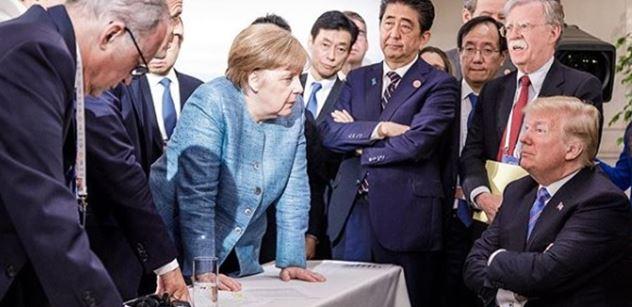Docent: Figurky EU se bojí toho, co se děje. Nečekaná změna, kterou musíme využít. Týká se i migrace