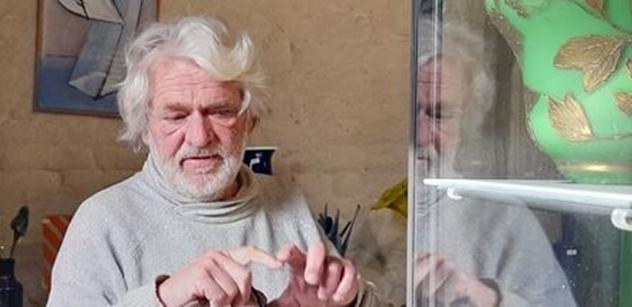 Ivan Černý: Oživená tradice šumavského skla