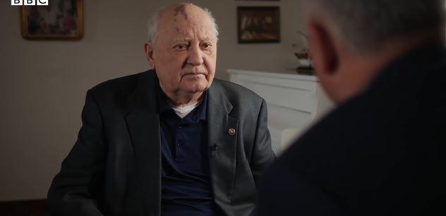 Převrat 1989? Nebyla to náhoda, Gorbačov to věděl a odmítl návrh USA na zásah: Nová kniha