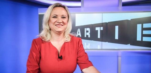 Senátorka Chmelová: Stravenky - příležitost pro obchodníky s chudobou
