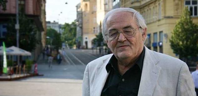Tomáš Haas: Miloš Zeman je mým prezidentem