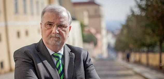 František Štván: Ovládá tuto vládu prezident Svazu průmyslu Hanák?