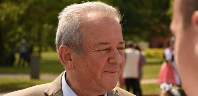 Haramul: Starosta Březiněvsi Jiří Haramul míří do Senátu