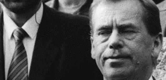 Havel utíká před Gottem a Bohdalovou... FOTO, které svědčí
