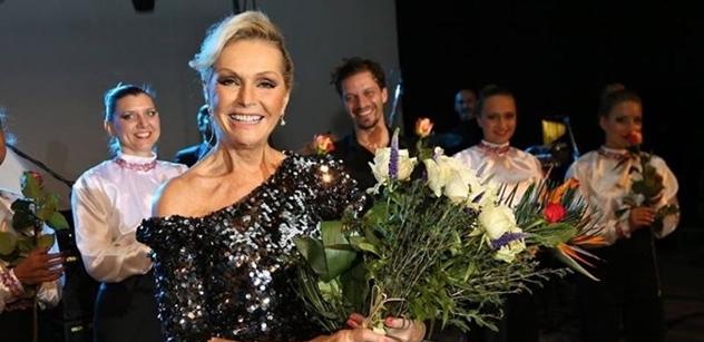 Helena Vondráčková vyrazí příští rok na sólové turné  po Německu! Předtím převezme v Berlíně cenu