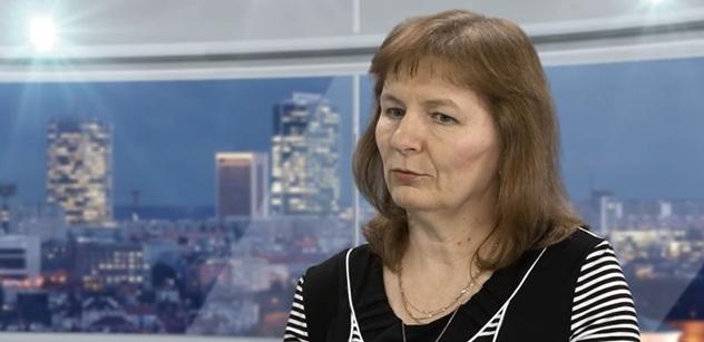 Helena Sasová: Ne vláda, ale lidé jsou zodpovědni za současnou situaci v naší zemi