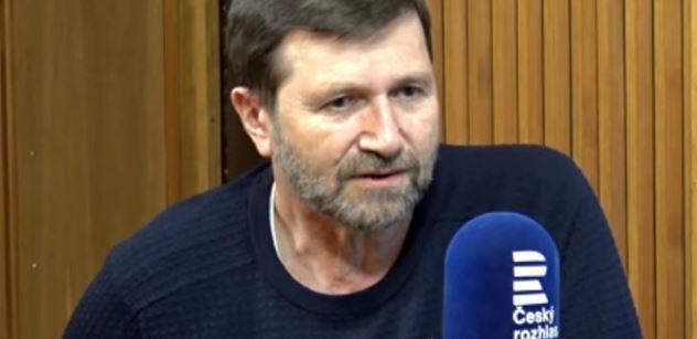 Jan Hrušínský: Zeman jednal s komunistickou firmou Huawei. Poškodil nás tím!