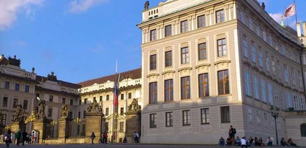 Poslanci umožnili navýšení rozpočtu Hradu o 20 milionů korun