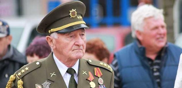 Válečný veterán Jan Hronek: Druhá světová válka by nemusela být poslední. Hrozí narušení míru